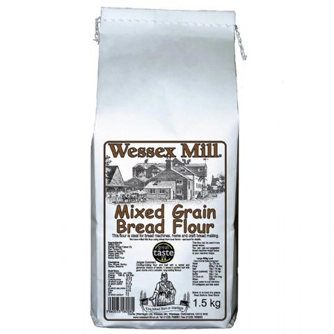 Mixed Grain Bread Flour Wessex Mill 1.5kg